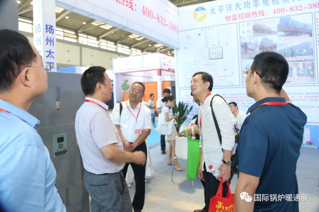 第16届中国西部锅炉、供热、电采暖、空气能、地暖、新风净化•空调制冷设备展览会盛大开幕